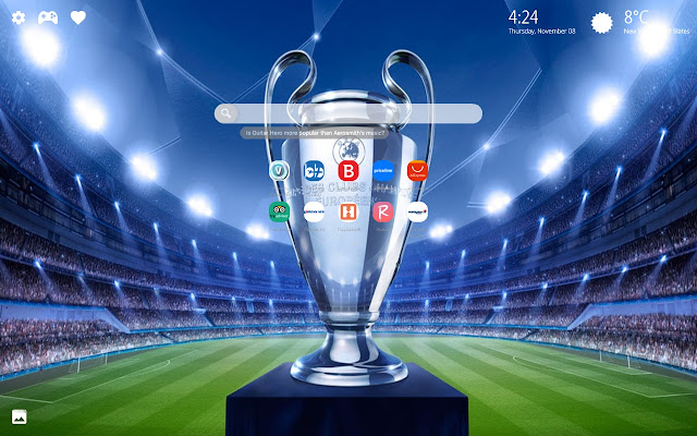 champions league new tab wallpaper hd champions league new tab wallpaper hd