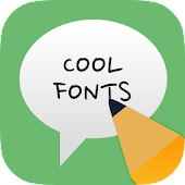 Cool Fonts for Whatsapp & Text