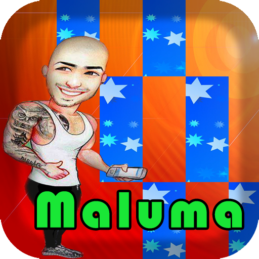 Maluma Piano Game (game)