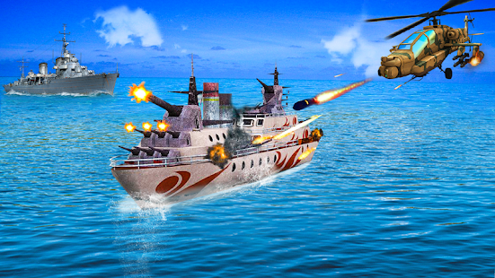 Helicopter mobile shooting tussle game - náhled