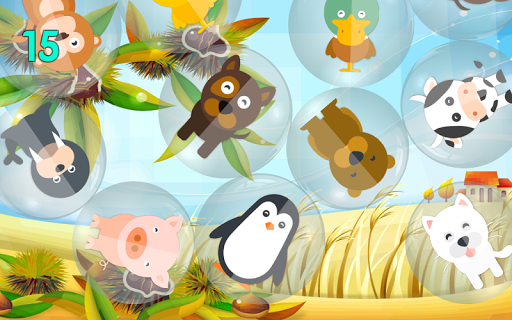 Zoo Bubble Pop modavailable screenshots 9