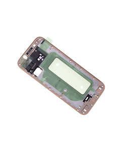 Galaxy J5 2017 Front Cover Frame Gold