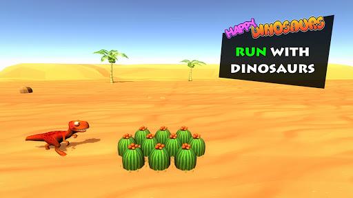Happy Dinosaurs: Free Dinosaur Game For Kids! apkmr screenshots 5