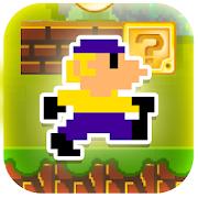 Super Pixel Mega Jump Run