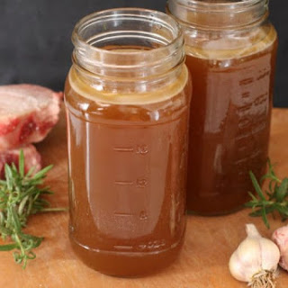 Learn How to Make High Quality Beef Stock at Home Recipe