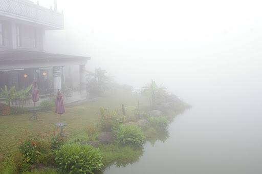 [遊記]苗栗南庄迷霧向天湖