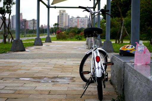 [遊記][鐵馬之旅]台北縣新店溪右岸河濱
