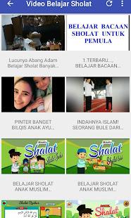 Download Belajar Sholat Anak & Dewasa For PC Windows and Mac apk screenshot 2