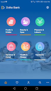 Doha Bank - MyBook - náhled