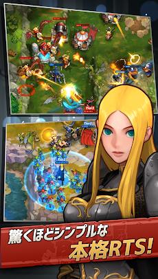Castle Burn - RTS革命のおすすめ画像3