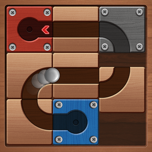 Moving Ball Puzzle Icon