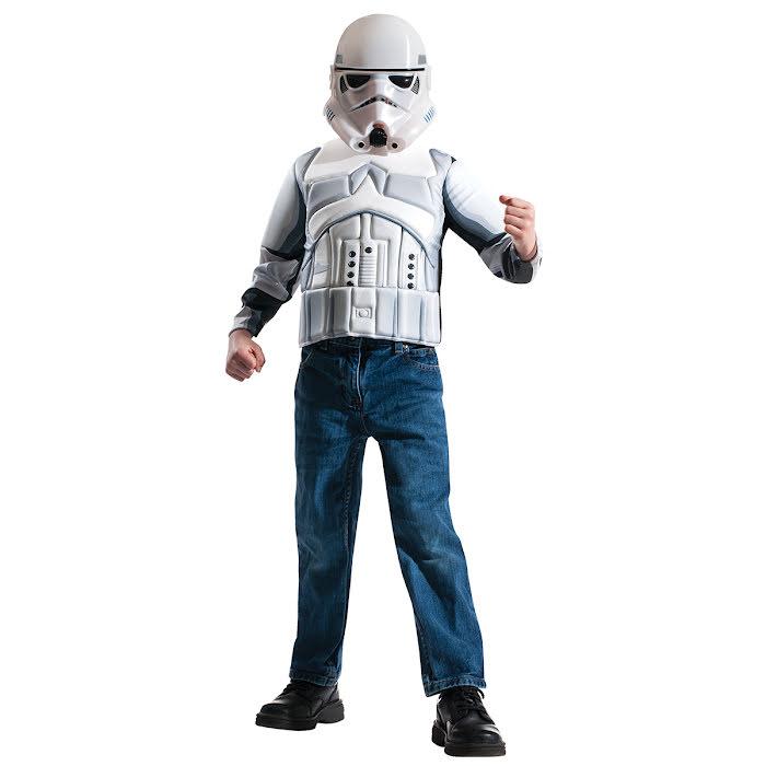 stormtrooper barndräkt star wars