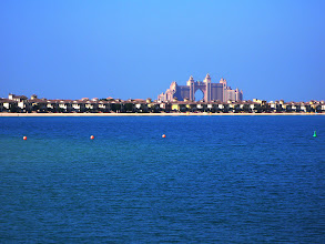 Photo: Dubai Atlantis seen from One and Only