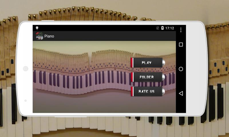 Real Piano- screenshot