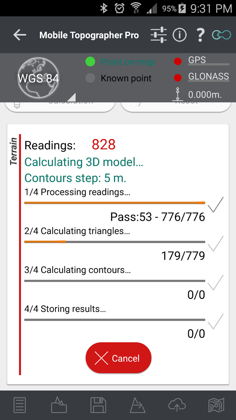 Mobile Topographer Pro Screenshot 17