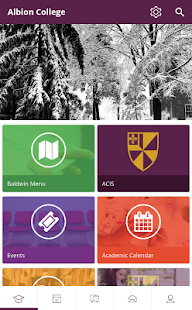 Albion College- screenshot thumbnail