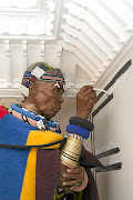 Ndebele art legend Esther Mahlangu