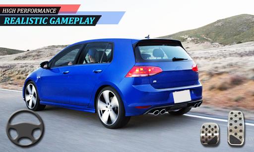 Driving car game free 3D Golf ss3