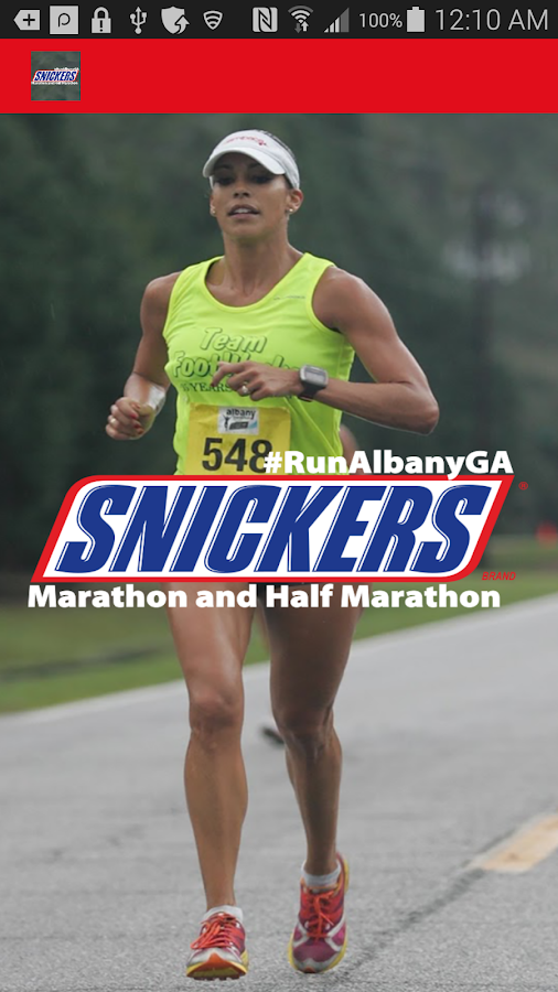 Snickers Marathon- screenshot