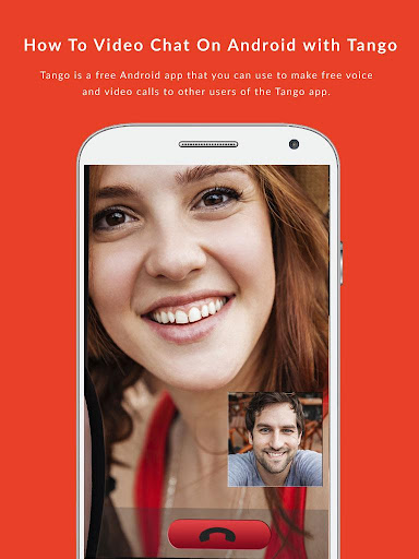 Video Calling Guide for tango