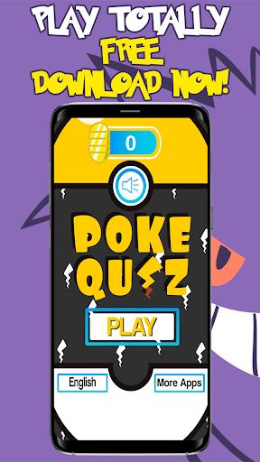 Guess the Poke Quiz 2020 apkdebit screenshots 1