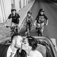 Φωτογράφος γάμων Vojta Hurych (vojta). Φωτογραφία: 13.08.2018