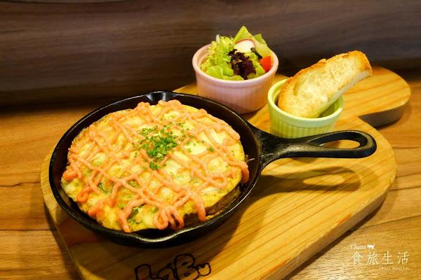 Labu Cafe | 永康商圈鬧中取靜咖啡廳,全天候供應早午餐、義大利麵、燉飯