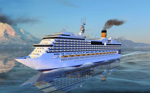 Big Cruise Ship Simulator Games : Ship Games screenshots 12