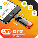 OTG USB Driver For Android : USB To OTG Converter icon