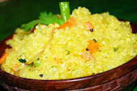 Mixed Vegetable Sago Pongal