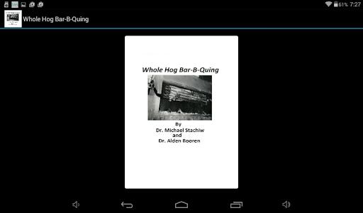 Whole Hog Bar-B-Quing