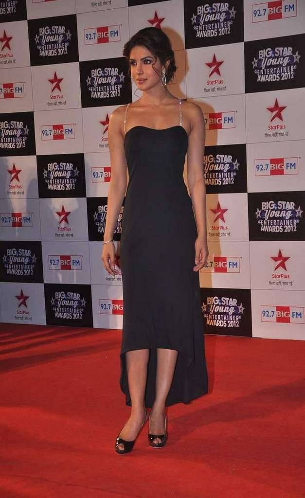 Priyanka Chopra Red Carpet Moments