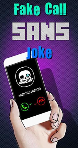 Call Simulator Sans 1.0 screenshots 1