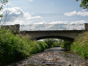 Photo: mostek z 1926 roku
