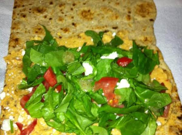 Hummus Tacos Recipe