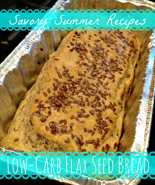 Photo: This week's Savory Summer Recipe is perfect for anyone trying to keep slim and trim this summer: Low-Carb Flax Seed Bread!**  This is a wonderfully versatile low-carb, fiber-rich recipe, so don't be afraid to throw in goodies to develop flavors and to make this bread your own unique way! Best of all, it cooks in just 20 minutes. What could be better than that?  Ingredients: 3 large eggs 2/3 cup of Almond Flour (bit.ly/1rh8MJl) 1.5 tsp baking powder 2 tbsp butter or Coconut Oil (bit.ly/1mM9MlO) 1 tbsp Flax Seeds (bit.ly/1soFA3x) 2 tbsp cacao powder 2 tbsp ground cinnamon  Steps: 1. Combine eggs, flour, baking powder, butter/oil, cacao and cinnamon in a large bowl and whisk until smooth and well-aerated. 2. Pour the mixture into a greased loaf baking tin. Sprinkle the top evenly with flax seeds. 3. Bake for 20 minutes at 400 degrees F. Serve and enjoy as an alternative bread for sandwiches, for toast or even as a snack on its own!  #pipingrock #summerrecipes #recipes #lowcarb #keto #almondflour #baking #healthy #healthyliving #flaxseeds #flax #bread