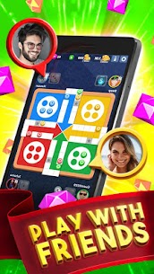 Ludo Star MOD APK (Unlimited Gems) 4