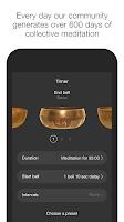 Screenshot of Insight Timer Meditation Timer