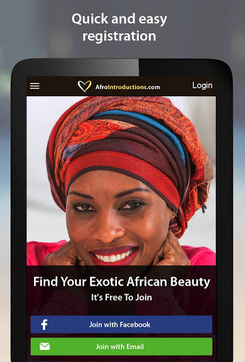 AfroIntroductions - African Dating App screenshots 5