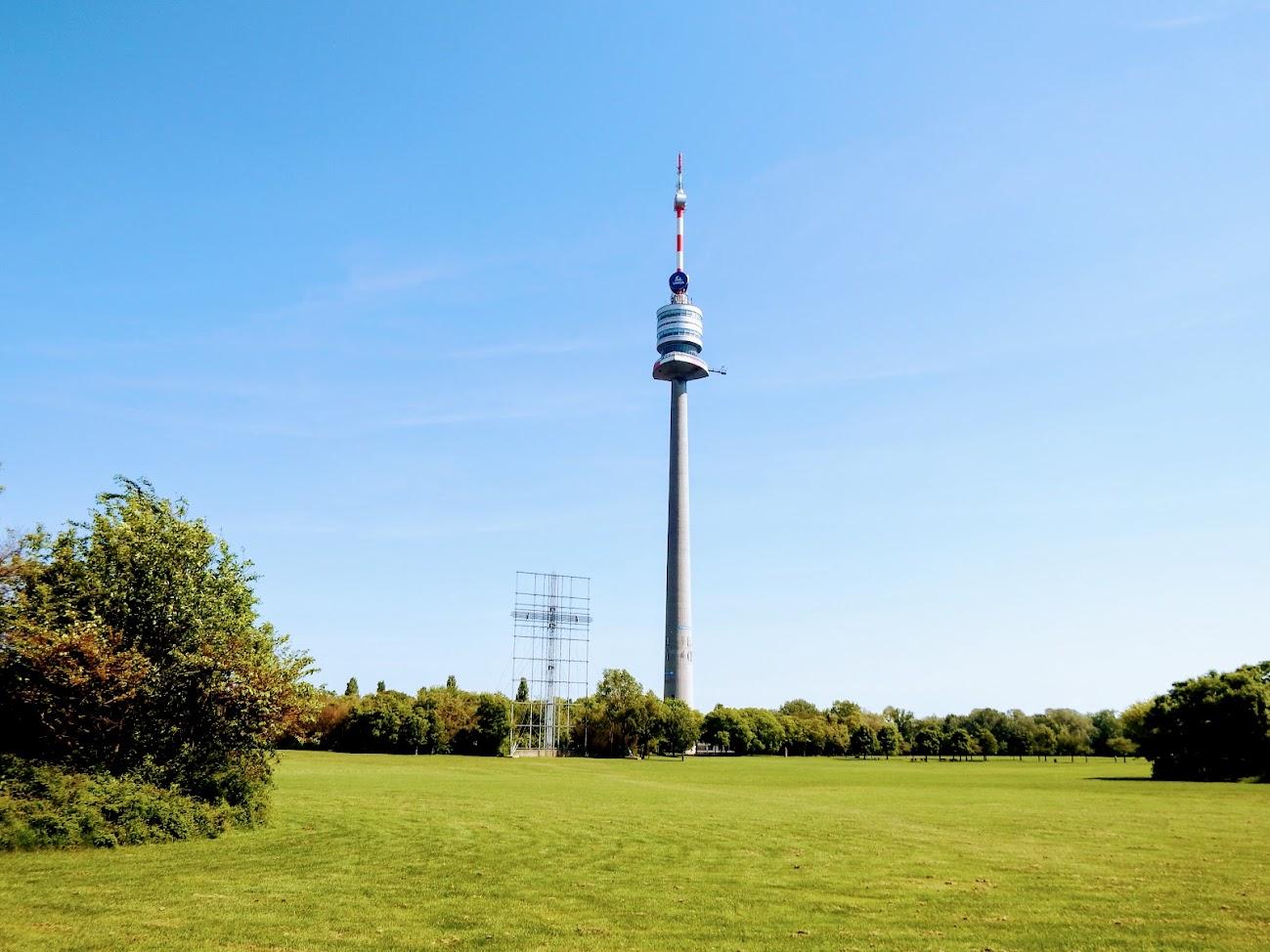 Wien 4/Donauturm - körzeti URH-FM adóállomás