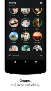 Wire - Private Messenger Screenshot 4
