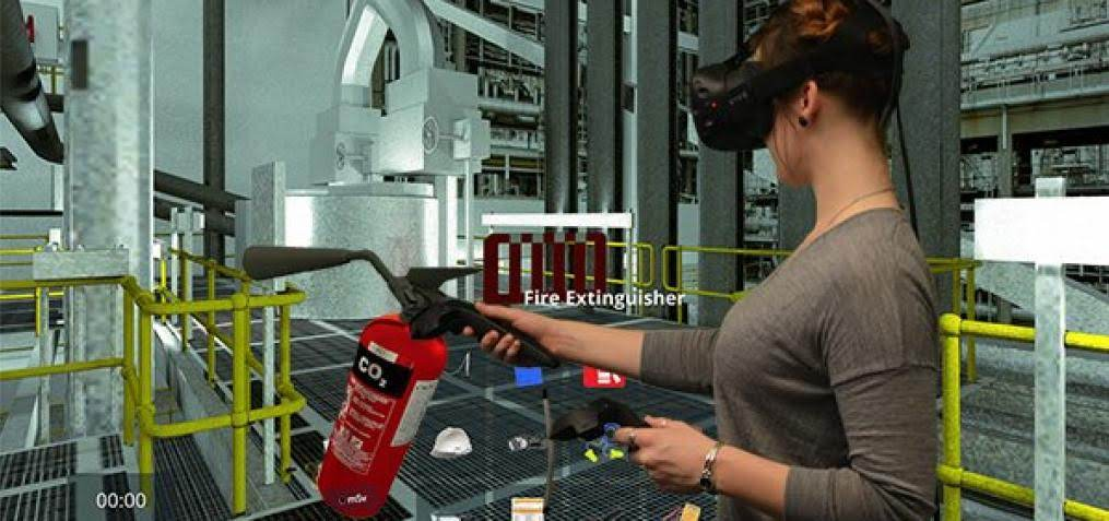VR Safety Training
