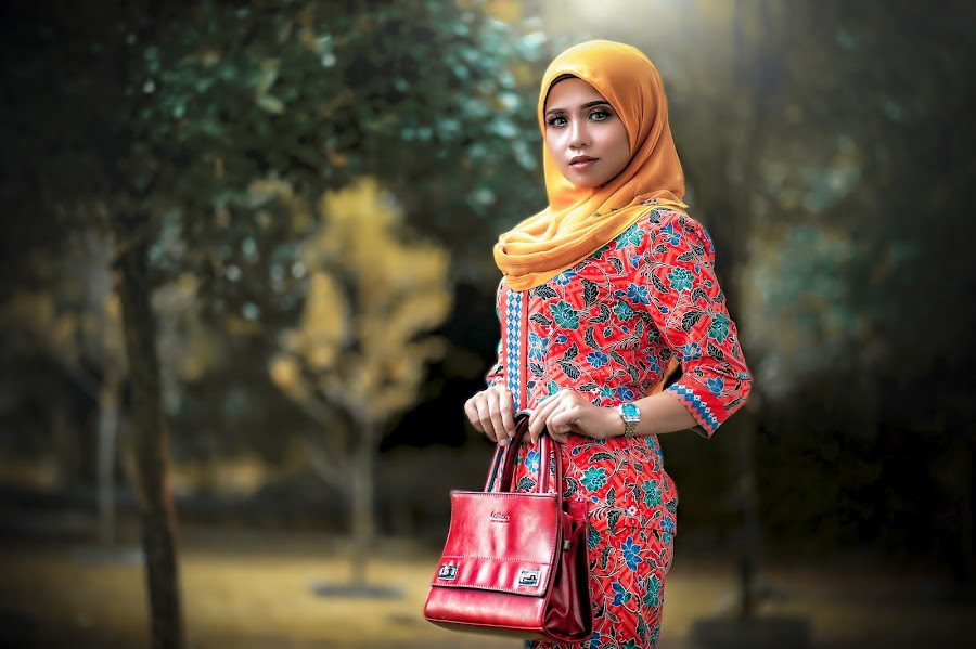 Stewardess by MSR Photography - People Portraits of Women ( woman, beauty )
