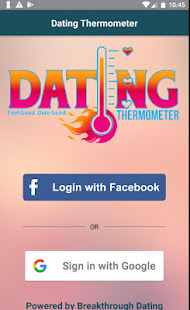 dating termometer