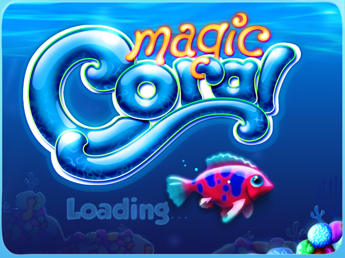 Magic Coral- screenshot