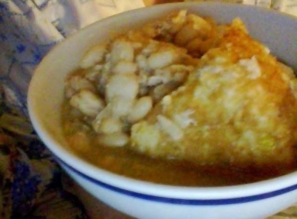 White Beans With Pork Tenderloin Recipe