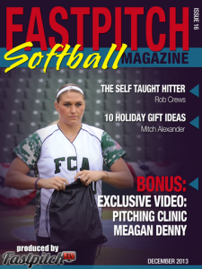 Fastpitch Softball Magazine issue 12