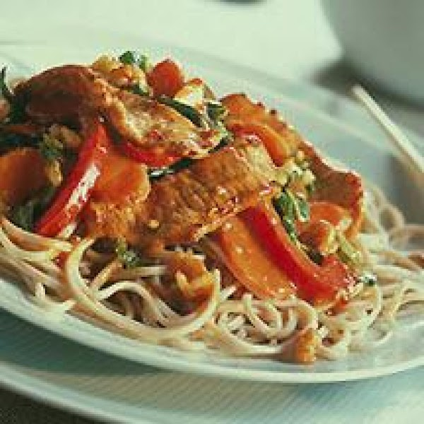 Spicy Pork Stir Fry Recipe