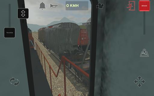 Train and rail yard simulator 1.0.3 screenshots 19