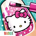 Hello Kitty Nail Salon icon